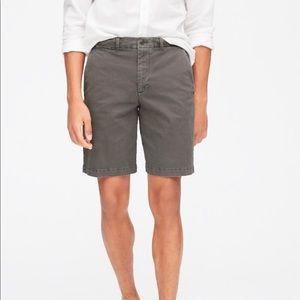 "Gap 10""  vintage shorts with gap flex"